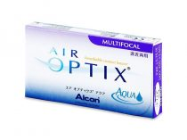Alcon Air Optix Aqua Multifocal - 6 darab kontaktlencse
