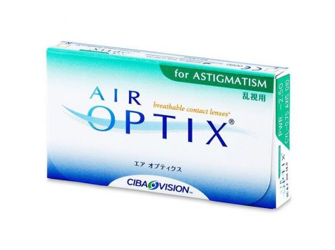 Alcon Air Optix for Astigmatism - 3 darab kontaktlencse