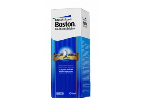 Bausch & Lomb Boston Advance Conditioner - 120 ml ápolófolyadék + tároló tok