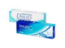 Alcon Dailies AquaComfort Plus - 10 darab kontaktlencse