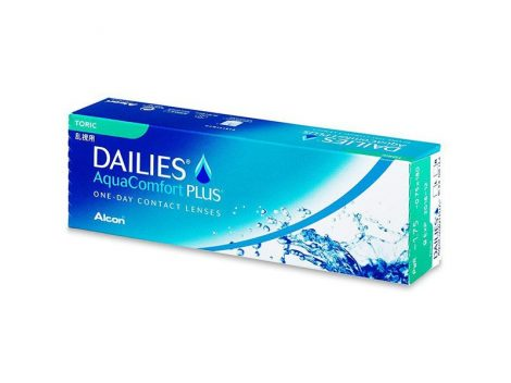 Alcon Dailies AquaComfort Plus Toric - 30 darab kontaktlencse