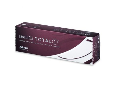 Alcon Dailies Total 1 - 30 darab kontaktlencse
