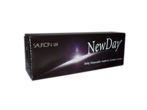 Sauflon NewDay - 30 darab kontaktlencse
