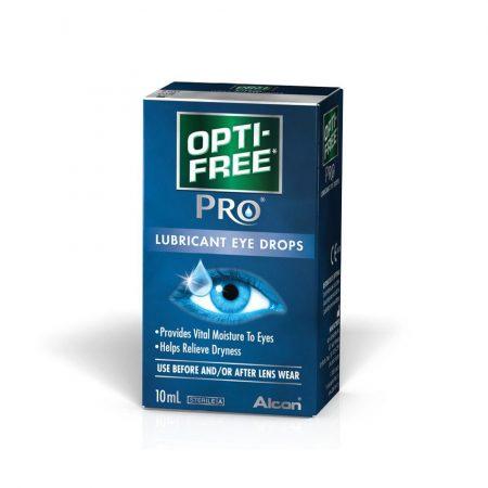 Alcon Opti-Free Pro Lubricant Eye Drops - 10 ml szemcsepp