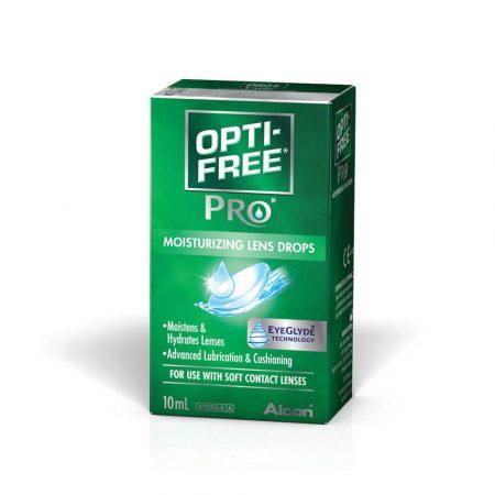 Alcon Opti-Free Pro Moisturizing Lens Drops - 10 ml szemcsepp