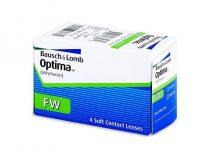Bausch & Lomb Optima FW - 4 darab kontaktlencse