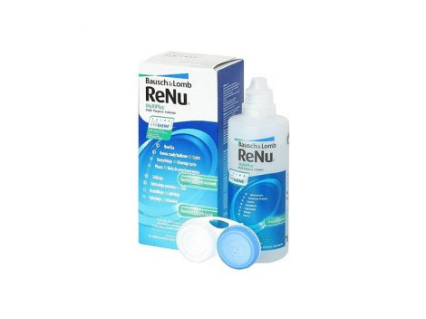 Bausch & Lomb ReNu MultiPlus - 120 ml ápolófolyadék + tároló tok