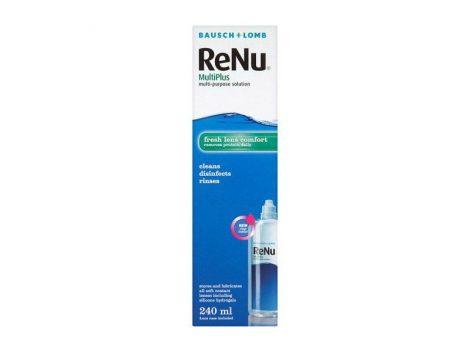 Bausch & Lomb ReNu MultiPlus - 240 ml ápolófolyadék + tároló tok