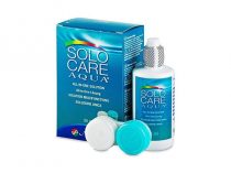 Menicon SoloCare Aqua - 90 ml ápolófolyadék + tároló tok