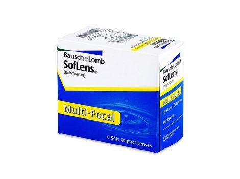 Bausch & Lomb SofLens Multi-Focal - 6 darab kontaktlencse