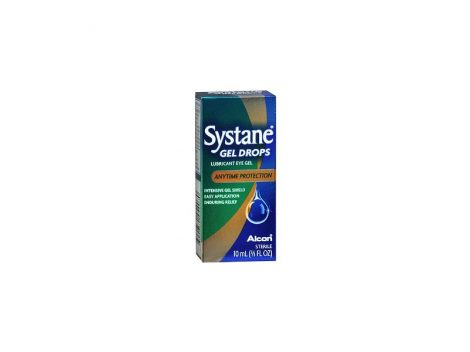 Alcon Systane Gel Drops - 10 ml szemcsepp