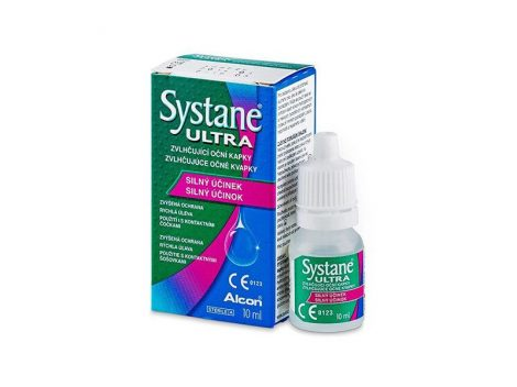 Alcon Systane Ultra - 10 ml szemcsepp